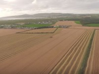 VIDEO: Soaring Drone Footage Of Harvests In North Kerry
