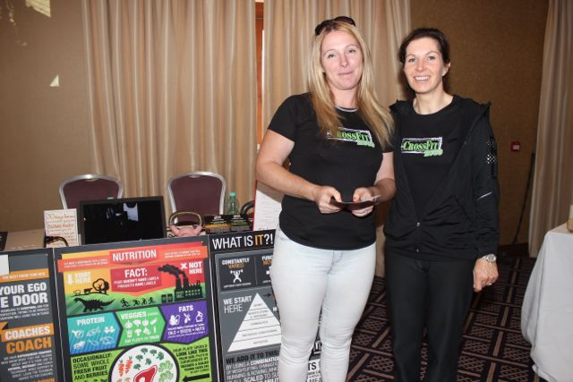 Kerry Health Fitness and Beauty Expo at the Fels Point Hotel on Sunday. Photo by Dermot Crean