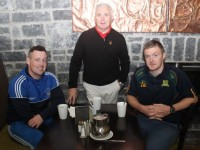 Hurling Final: A Sit-Down At The Captain's Table