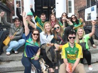 Kerry fans will see plenty of the country this year. Photo by Gavin O'Connor.
