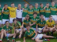 PHOTOS/REPORT: Kerry Minors Secure Four In A Row All-Ireland Titles