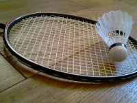 badminton racket 1