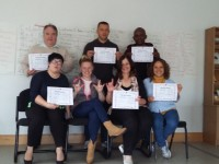 Group Takes Sign Language Course To Help Communicate Better With Fellow Residents