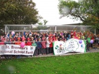 Fenit School Sees Bike Shelter Opened As Part Of Green Flag Pursuit