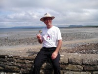 Galway Man Reaches Kerry As Part Of His 2500km Fundraising Walk Around Ireland