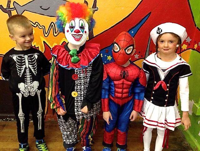 CBS Halloween 5
