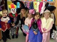 PHOTOS: Spooky Goings-On In CBS And Fenit Schools