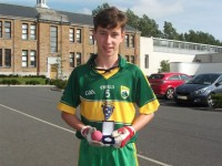 CBS Student Dáire Triumphs In Handball Munster Final