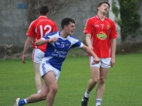 Stacks And O'Rahillys To Play In 'Home' Championship Double Header