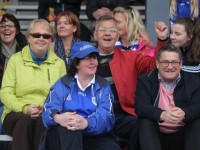 PHOTOS: Blues Fans Show Their Support In Killarney