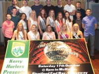 contestants in the Kerry Hurlers Strictly Come Dancing event. Photo by Dermot Crean