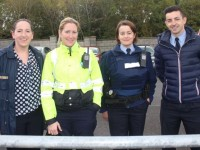 PHOTOS: Gardaí And Na Gaeil Ladies Raise Cash For Red Cross