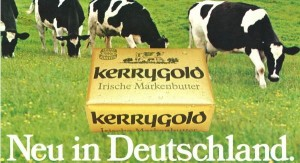 Kerrygold packaged for the German market.