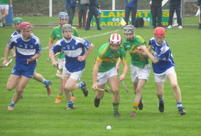 Lixnaw St Brensdans minors 2