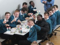 PHOTOS: Mounthawk Students Enjoy Breakfast And Raising Cash For Childline