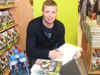 PHOTOS: Tomás Ó Sé Is Having A Busy Weekend As He Signs Book In Easons