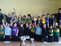 PHOTOS: Kerry Minors Visit Their Old School In Kielduff