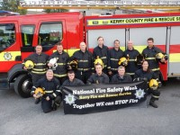 Kerry Fire And Rescue To Hold Fire Safety Demonstration In Manor West On Sunday