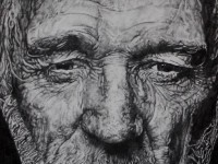 Incredible Richard Harris Drawing By Tralee Artist Wins Portrait Competition