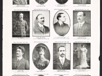 The leaders of the 1916 Rising.