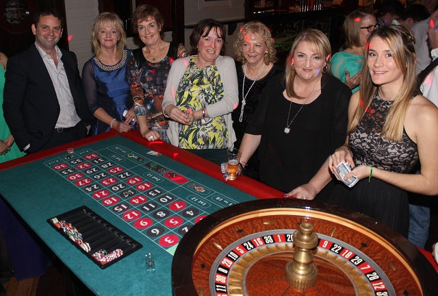 Enjoying the Casino Night on in Benners Hotel were.Photo by Gavin O'Connor.