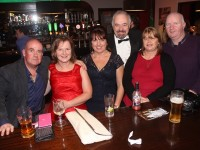 At the Casino Night on in Benners Hotel were, from left. Frank McQuaid, Anne Marie O'Donoghue, Anne Kelliher, Glyn Wells, Sandra Byrne and Rory Byrne. Photo by Gavin O'Connor.