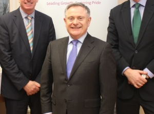 Minister for Public Expenditure, Brendan Howlin. Photo by Gavin O'Connor.
