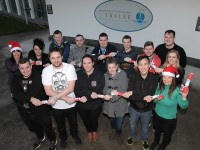 IT Tralee lecturers and students launch 'Christmas on Campus'/