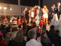 There was a great crowd at the Mercy Mounthawk Fashion Show. Photo by Gavin O'Connor.