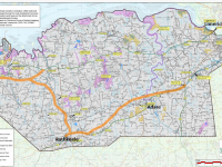 The proposed by bypass of Adare that will also link up with Foynes.