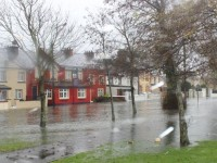 VIDEO/PHOTOS: Fire Service And Civil Defence Try To Alleviate Flooding At Ballymullen