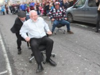The Office Chair Racing Has Been Postponed