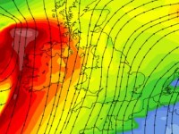 It's Going To Be Fairly Windy Tomorrow Evening According To Met Éireann