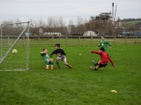 Action from Park Fc v Listowel U11's Saturday 09th January