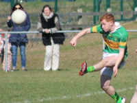 Big Day For John Mitchels As They Face Spa For Place In Division 1