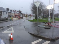 UPDATE: Spot Flooding Persists On Roads Around Tralee
