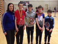 CBS Boys Win Schools Badminton County Title