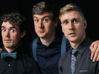 Top Comedy Act Foil, Arms And Hog For Siamsa Tíre Next Month