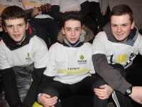 VIDEO/PHOTOS: Mounthawk Transition Years Sleepout To Raise Awareness Of Homeless Issue