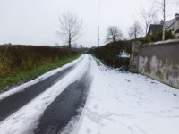 Ice On Roads In Morning Causing Concern For Motorists