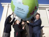 CMK20012016  REPRO FREE NO FEE   The Minister for Development, Trade Promotion and North South Co-operation Seán Sherlock TD is calling on all primary school students to get involved in the 2016 Our World Irish Aid Awards.  Picture Clare Keogh   Extended Caption   - Awards seek to help children in Ireland understand global development issues   and Ireland's role in fighting poverty worldwide –  The Awards invite pupils across Ireland to create projects, in any medium, through which   they learn about the lives of children in developing countries and the work of Irish Aid, the   Government's programme for overseas development. The projects will highlight the   challenges facing children in developing countries and the progress which is being achieved   by Ireland and other countries through the global effort to fight poverty.   The 'One World, One Future' theme of the 2016 Awards asks that pupils imagine how their   world might look in 2030 and to learn about the newly agreed United Nations Global Goals   for Sustainable Development which seek to address the root causes of poverty worldwide.  Over 1,000 primary schools throughout Ireland participated in the Our World Irish Aid   Awards in 2015. Registration for the programme is now open and the deadline for entries is   Friday, March 11th 2016.   This year, for the first time, will see the inaugural Our World Irish Aid Awards Teacher of the   Year Award. This teacher will receive an award, and will be invited to act as an ambassador   for the Awards for the 2016-2017 programme.  - ENDS -       For further information:  Aileen Murray, Press Officer, Department of Foreign Affairs and Trade  01 408 2032   Luke McDonnell / Jessica Devenney   Drury|Porter Novelli  01 260 5000 / 085 712 7243 (LMD) Picture:Clare Keogh