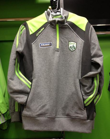 the latest 61904 72c7f Kerry GAA Has Some New Gear For The National League ...