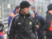Kerry manager, Ciaran Carey. Photo by Gavin O'Connor.