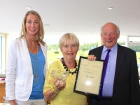 Tralee Volunteer Honoured At Citizens Information Ceremony