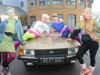 Break Out The Legwarmers For Fundraising 80s Disco For Spa Ns