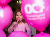 A Little Lolly Goes a Long Way! - Show your support for the Oesophageal Cancer Fund this Lollipop Day, 26th and 27th  February - Pic shows 2 yr old Róise McBride from Donegal.
