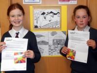 Two Fenit Schoolchildren Receive Awards In Art Competition
