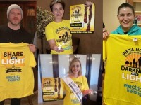 Famous Faces Lend Their Support To 'Darkness Into Light Tralee' Event