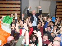 PHOTOS: Jubilant Scenes As The Final Three Are Elected