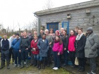 IT Tralee Students Enjoy Educational Day Out On The Farm